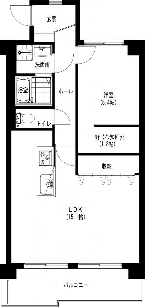 メイ101平面図