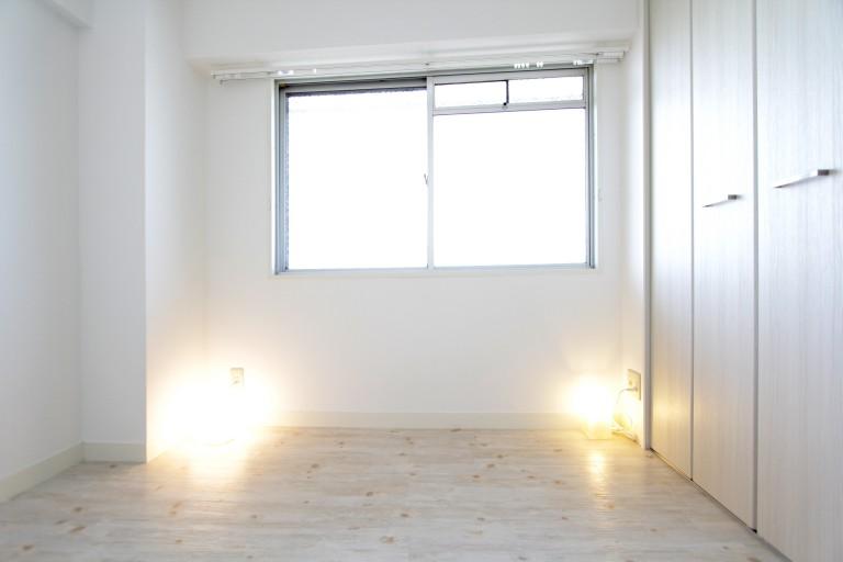 北側の洋室