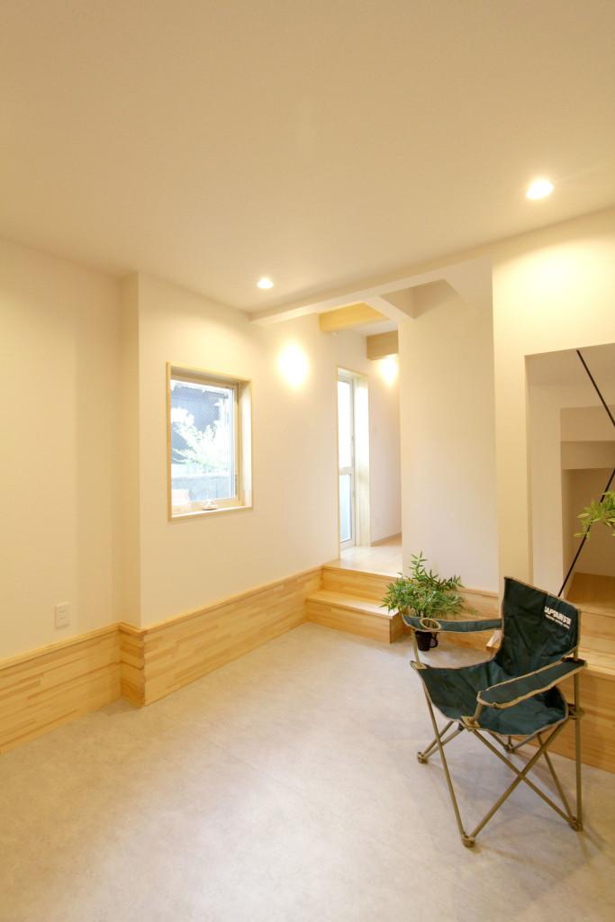 戸建て 賃貸 土間スペース DIY